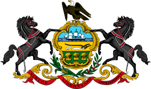 pa coat of arms