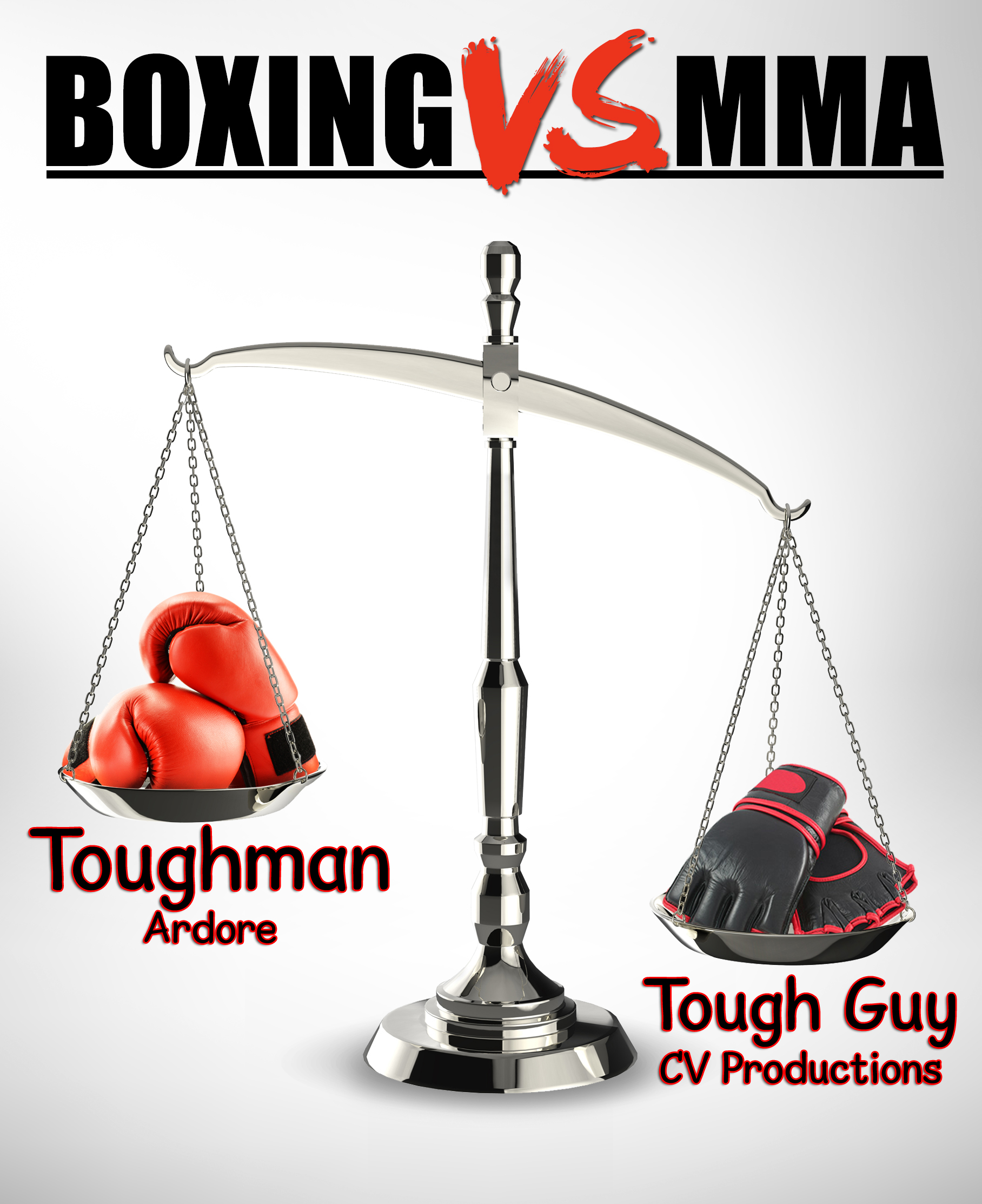 mma vs boxing Boxing vs mma & toughman vs tough guy boxing vs mixed martial arts is a saga that began in 1979.